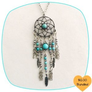 Dream Catcher Necklace 🌹FREE Shipping 3 Items🌹